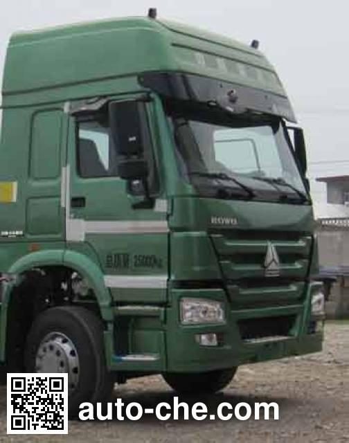 Zhongqi ZQZ5252JJH weight testing truck