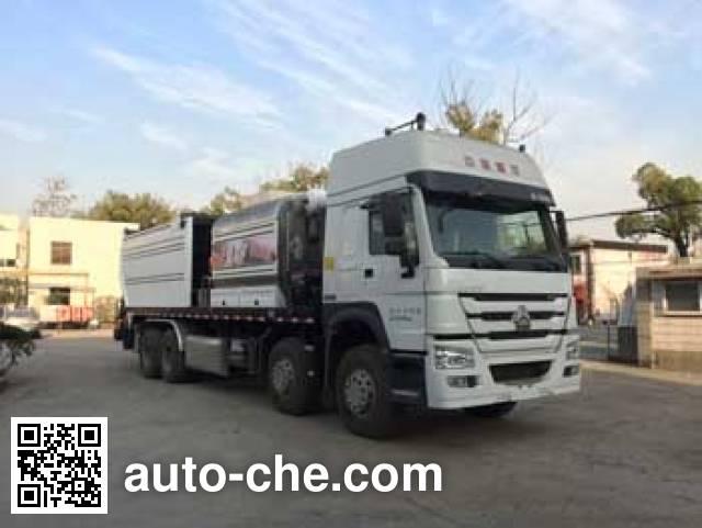 Zhongqi ZQZ5311TFC synchronous chip sealer truck