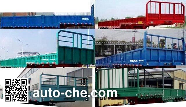 Tianyuxing ZRT9400LBE dropside trailer