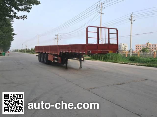 Tianyuxing ZRT9370LBE dropside trailer