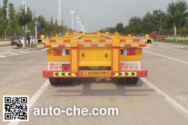 Tianyuxing ZRT9400TJZE container transport trailer