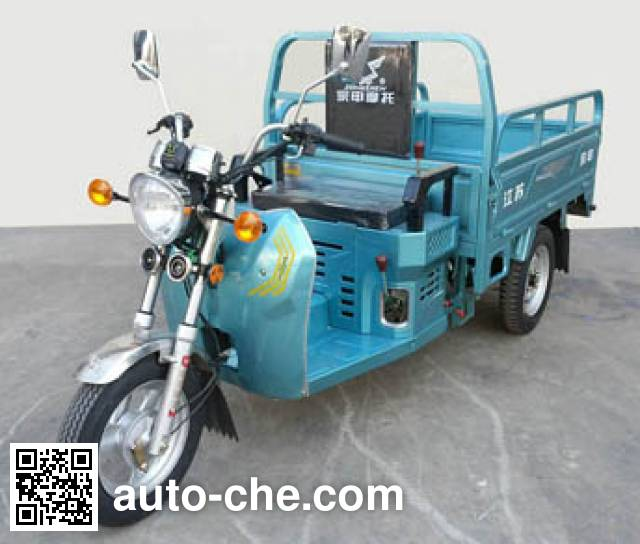 Zongshen ZS110ZH-12A cargo moto three-wheeler