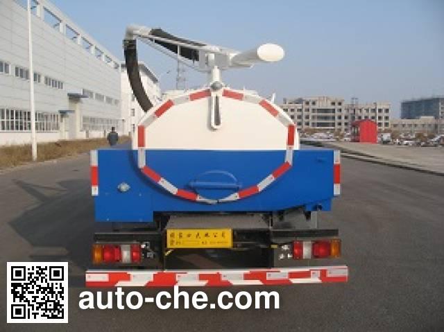 Zhangtuo ZTC5040GXE suction truck