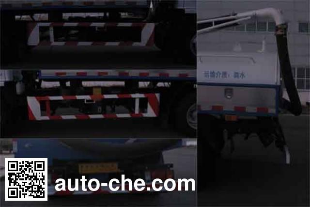Zhangtuo ZTC5070GXE suction truck