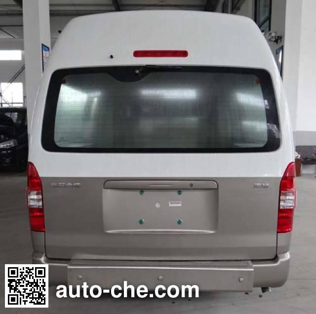 Zhongtian ZTP5031XBY funeral vehicle