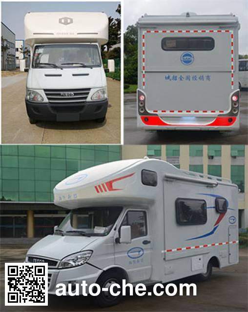 Zhongtian ZTP5040XLJ motorhome