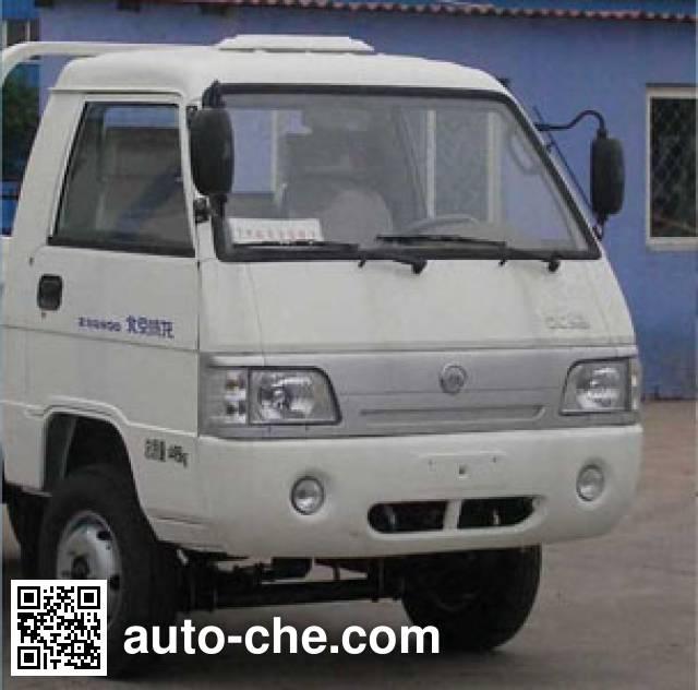 Dongyue ZTQ5040ZXXBJF26D detachable body garbage truck