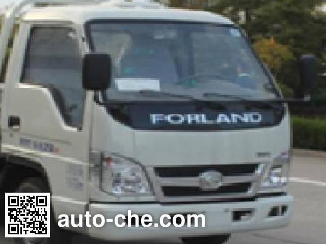 Dongyue ZTQ5040ZXXBJF26E detachable body garbage truck