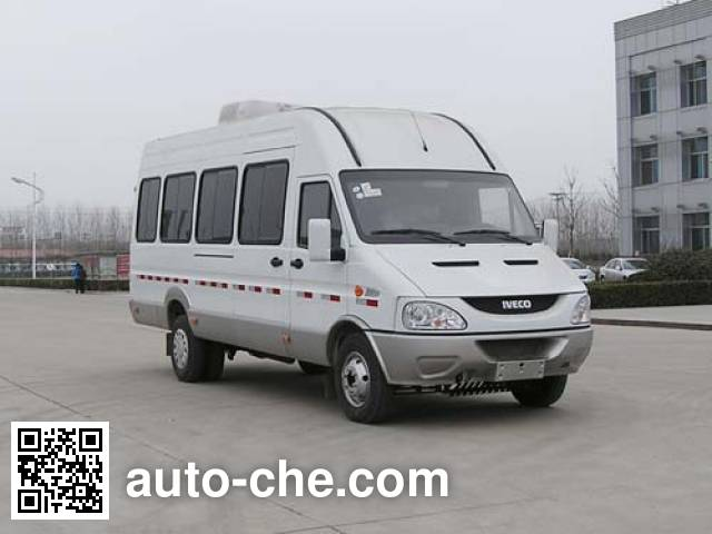 Dongyue ZTQ5050XJCE3 environmental monitoring vehicle