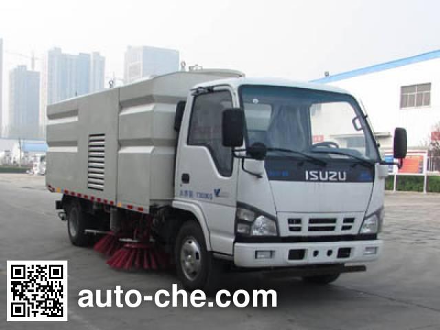 Dongyue ZTQ5070TXSQLG38D street sweeper truck