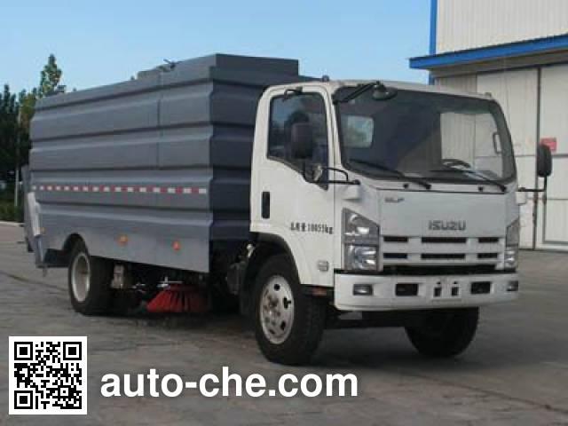 Dongyue ZTQ5101TXSQLI42D street sweeper truck