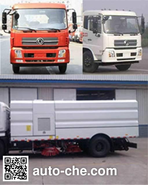 Dongyue ZTQ5180TXSE1J50E street sweeper truck