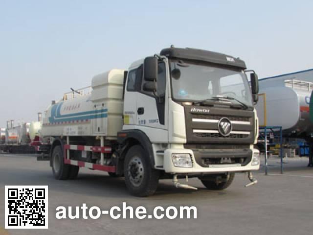 Dongyue ZTQ5161GSSBJY45DL sprinkler machine (water tank truck)