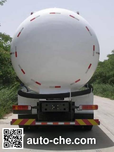 东岳牌ZTQ5250GFLZ5M46粉粒物料运输车