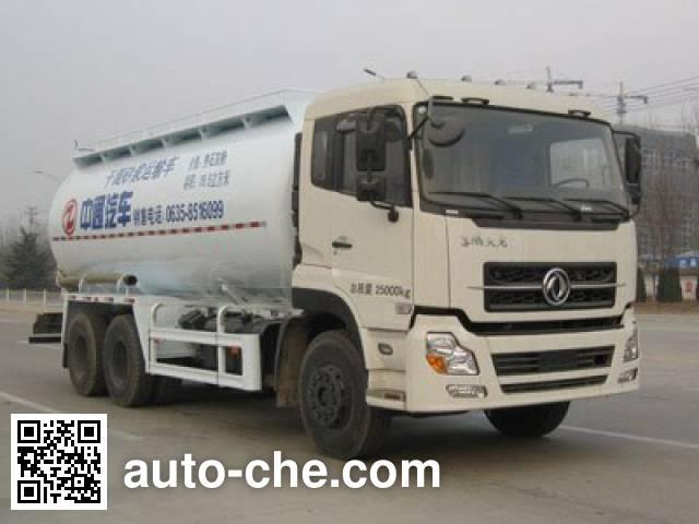 Dongyue ZTQ5250GGHE3K43D dry mortar transport truck