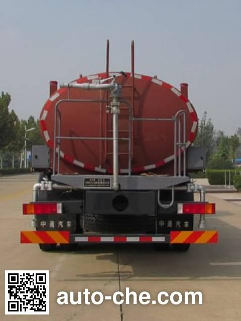 东岳牌ZTQ5250GSSE3K43E洒水车