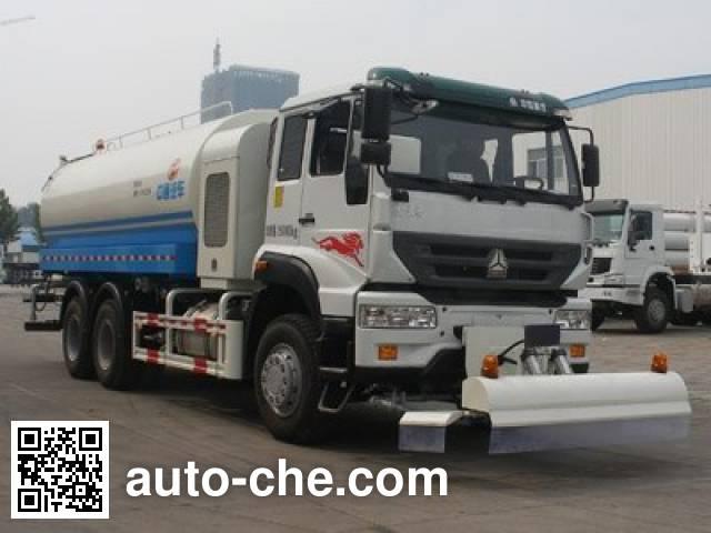 东岳牌ZTQ5250GSSZ1N43D洒水车