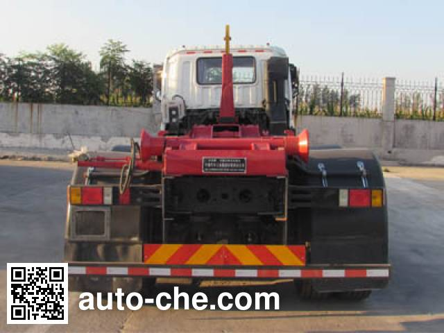 Dongyue ZTQ5250ZXXBJK43E detachable body garbage truck