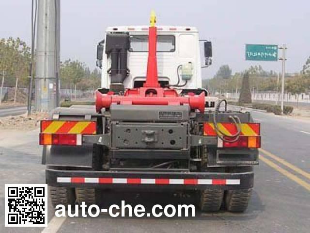 Dongyue ZTQ5250ZXXZ1N43E detachable body garbage truck
