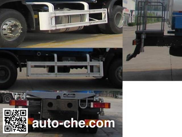 Dongyue ZTQ5251GPSZ1N43E sprinkler / sprayer truck