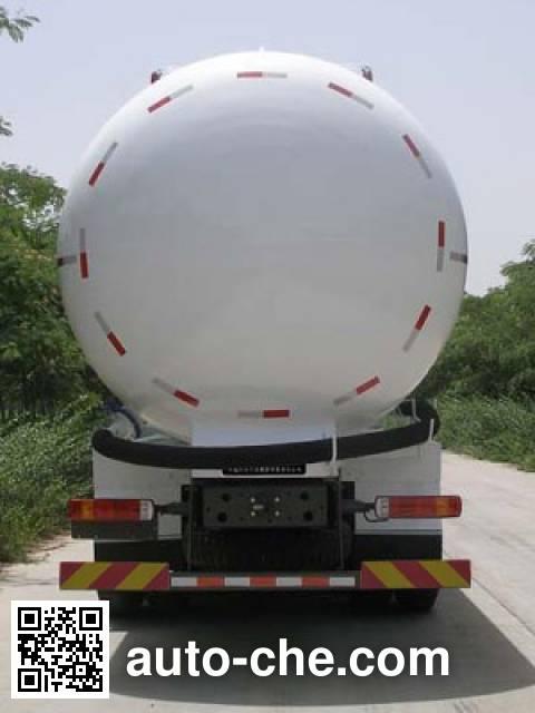 东岳牌ZTQ5310GFLZ5N46粉粒物料运输车