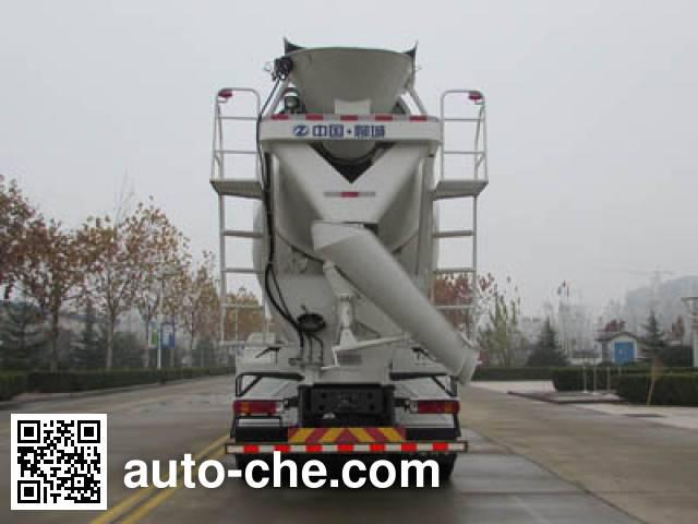 东岳牌ZTQ5311GJBZ7T36D混凝土搅拌运输车
