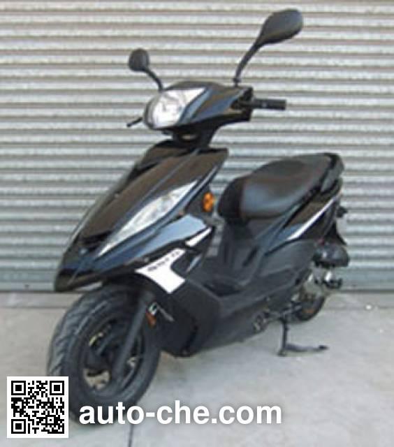 Zhiwei ZW50QT-7S 50cc scooter