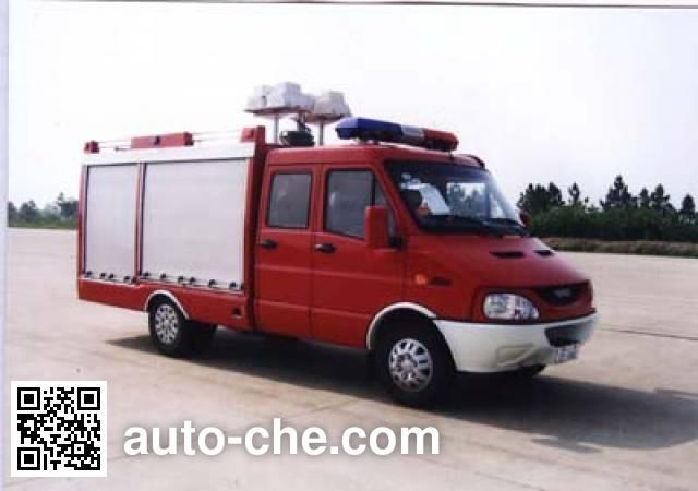 中卓时代牌ZXF5040TXFJY10抢险救援消防车
