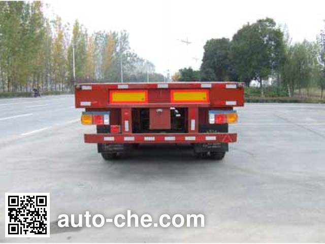 Shenglong ZXG9400P flatbed trailer