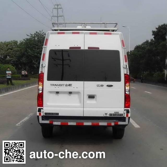 Zhongjing ZY5032XKC investigation team car