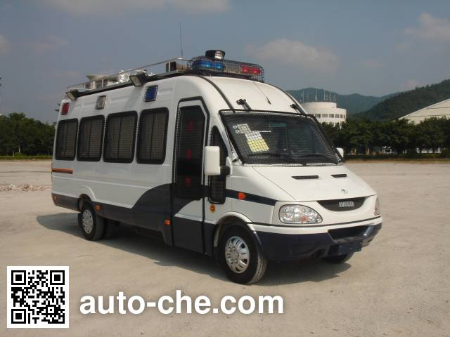 Zhongjing ZY5055XZH communications command vehicle
