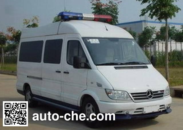 Zhongyu ZYA5040XZH communications command vehicle