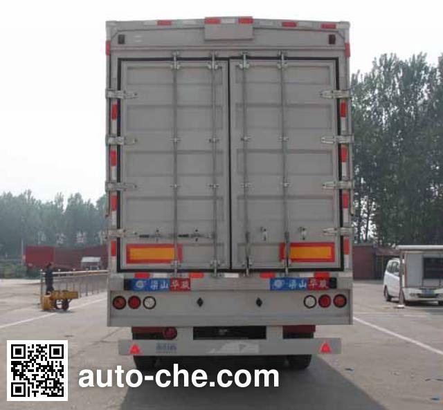 Zhuangyu ZYC9350XYK wing van trailer