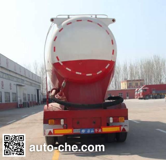 Zhuangyu ZYC9400GXH ash transport trailer