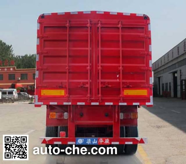 Zhuangyu ZYC9402CCY stake trailer