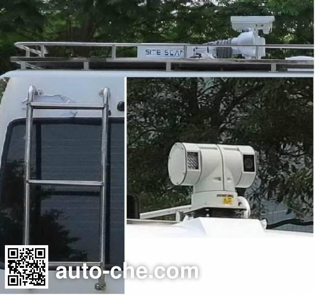 Zhongjing ZYG5031XKC5 investigation team car