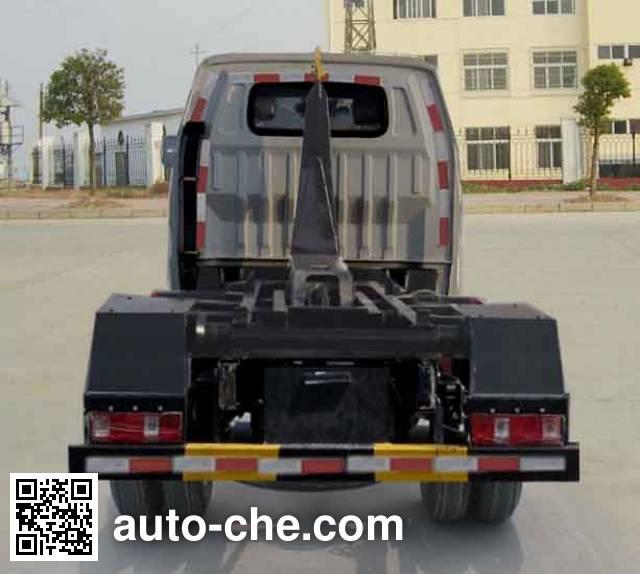 Zhongyue ZYP5022ZXXU1 detachable body garbage truck