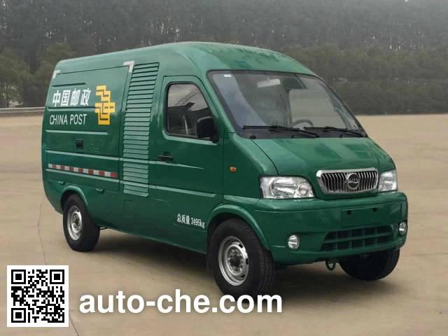 Zhongyue ZYP5030XYZBEV electric postal van
