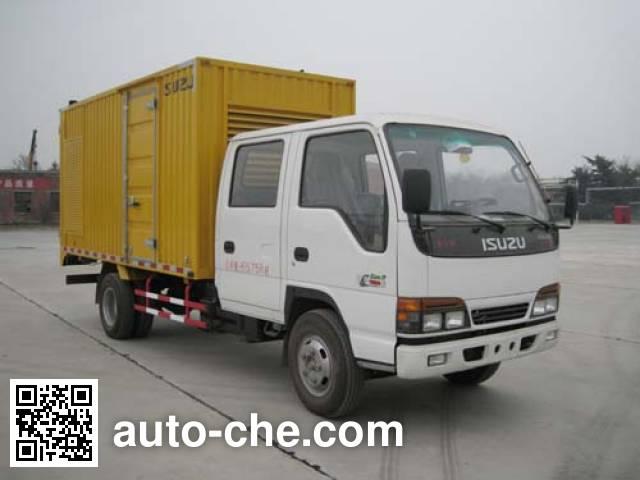 CNPC ZYT5070XDY power supply truck