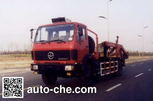 中油牌ZYT5160ZBG背罐车