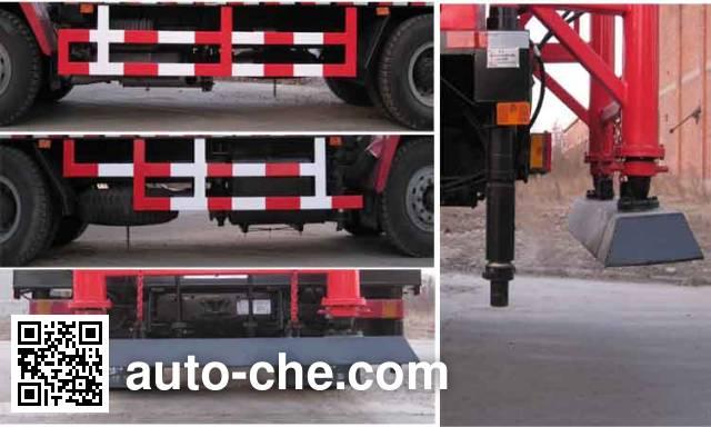 CNPC ZYT5190TXJ well-workover rig truck