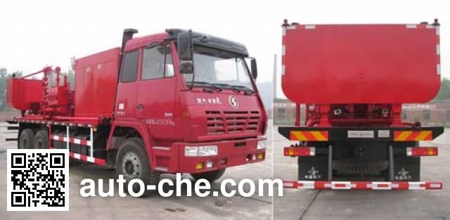 CNPC ZYT5200TGJ4 cementing truck