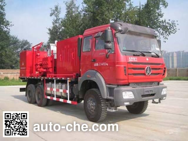 CNPC ZYT5210TGJ4 cementing truck