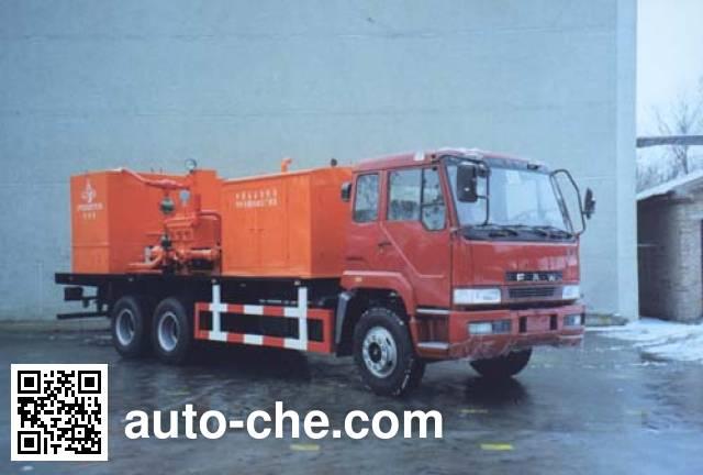CNPC ZYT5230TYL70 fracturing truck