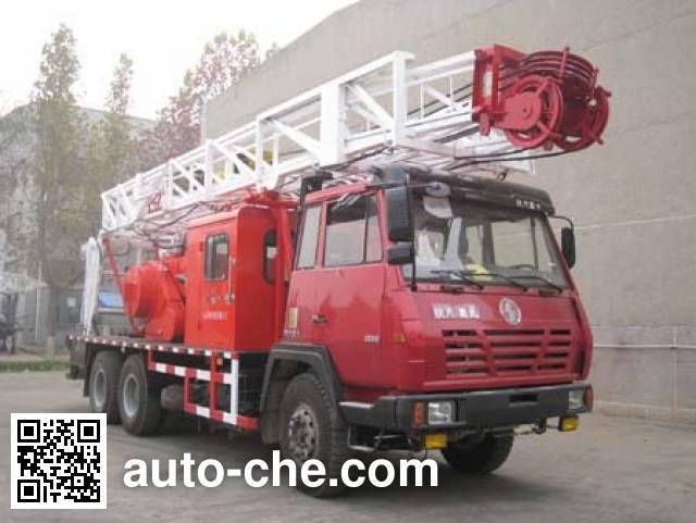 CNPC ZYT5231TXJ well-workover rig truck