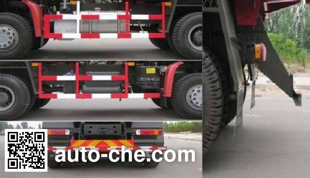CNPC ZYT5250TYA4 fracturing sand dump truck