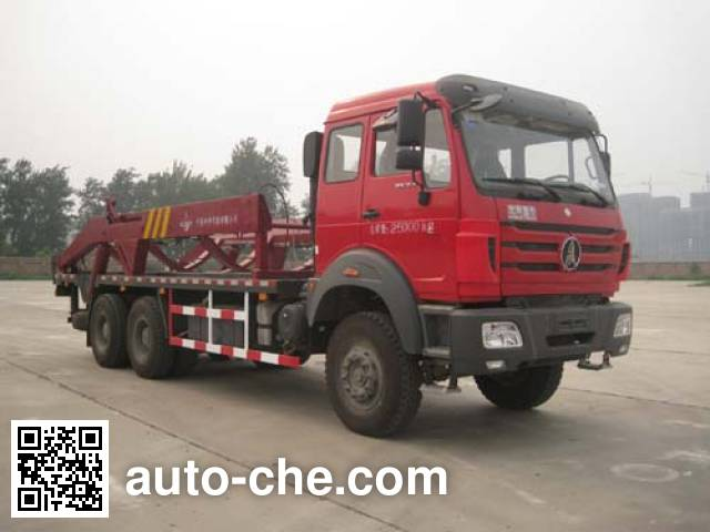 CNPC ZYT5250ZBG4 tank transport truck
