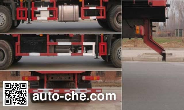CNPC ZYT5252JSQ4 truck mounted loader crane