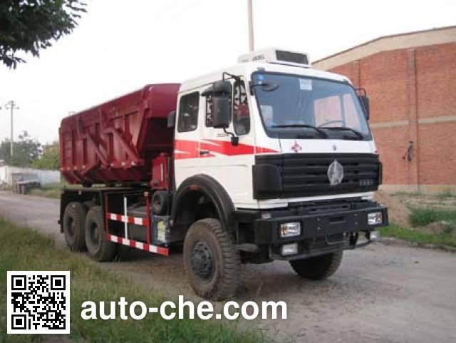 CNPC ZYT5253TSS fracturing sand dump truck