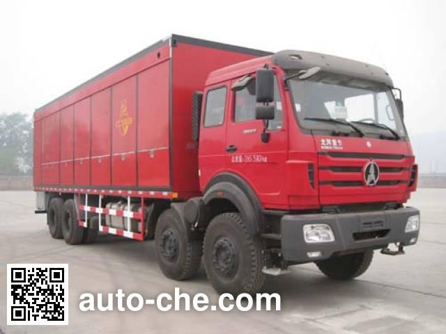 CNPC ZYT5260TDF nitrogen generating plant truck